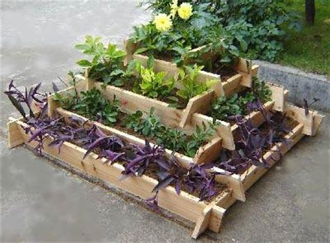 square foot and vertical gardening