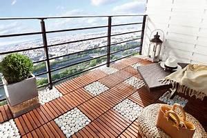 comment poser des dalles en pierre naturelle sur son balcon With amenagement d une terrasse exterieure 14 comment poser des dalles en pierre naturelle sur son balcon