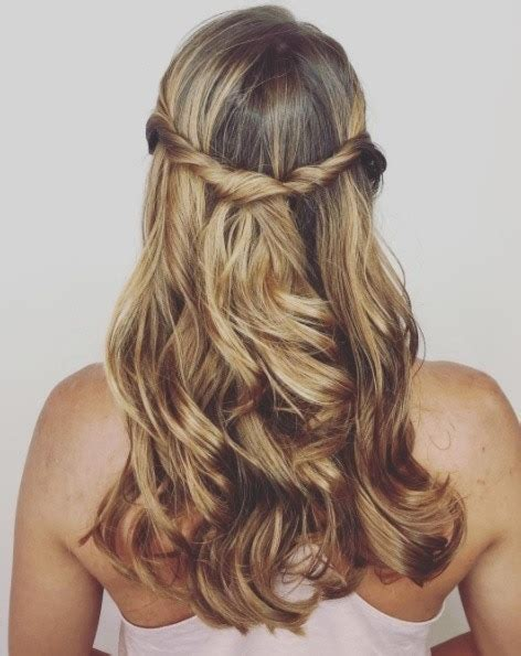 easy way to style hair 10 seriously simple hairstyles that even total beginners 4053