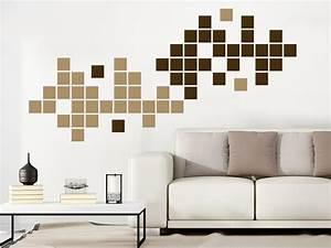 Muster Für Wandgestaltung : farbverlauf mit wandtattoos ideen und tipps ~ Lizthompson.info Haus und Dekorationen