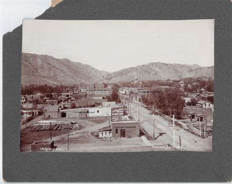 Boulder County Search Boulder County Colorado Historic Photographs 12 Colorado Artifactual