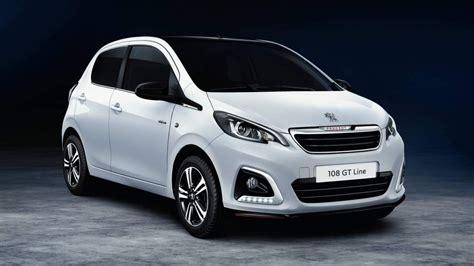 Peugeot Gives Subtle Updates To 108 City Car