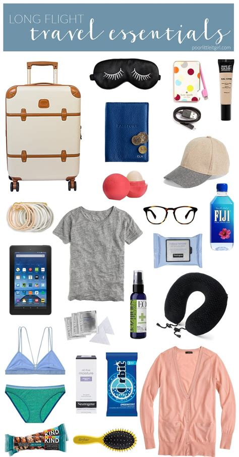 flight travel essentials travel packing guide