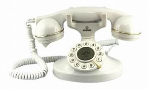 Telephone Filaire Retro : telephone filaire retro pas cher ~ Teatrodelosmanantiales.com Idées de Décoration