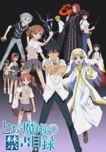 To Aru Majutsu No Index Light Novel Baka Tsuki 15 Animes De Lns Que Precisam De Continuação E Chances De