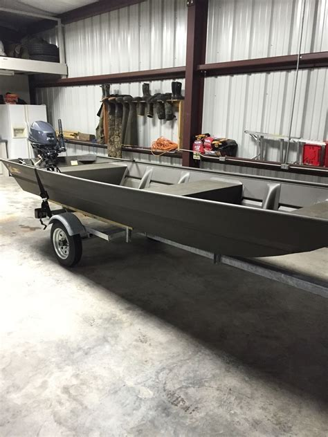 Jon Boat Hull Types by Weldbilt Jon Boat 2015 For Sale For 4 600 Boats From