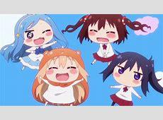 TVアニメ『干物妹!うまるちゃんR』ノンクレジットED映像「うまるん体操」 YouTube