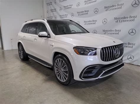 Compare models, view offers & build your own today. New 2021 Mercedes-Benz GLS AMG® GLS 63 4MATIC® SUV in Lynnwood #210074 | Mercedes-Benz of Lynnwood