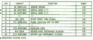Sensor Ground  U2013 Circuit Wiring Diagrams