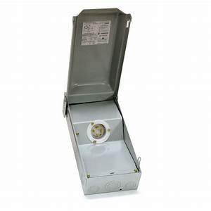 Ge Generator Power Inlet Box Steel 30