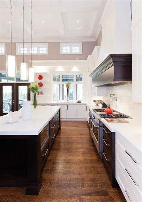 custom design kitchens 54 best caesarstone 4600 organic white images on 3050