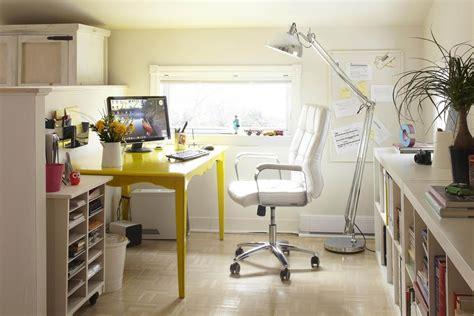 le de bureau deco l aménagement et la décoration d un bureau dans une maison
