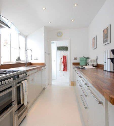Small Galley Kitchen Designs