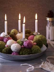 35 Creative Christmas Decoration  U2013 Diy Advent Wreath Ideas