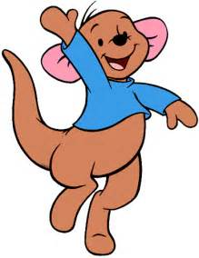 Baby Roo From Winnie the Pooh