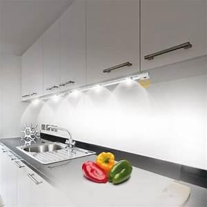 Eclairage Dessus Evier Cuisine : eclairage vier avec inter infrarouge ~ Dode.kayakingforconservation.com Idées de Décoration