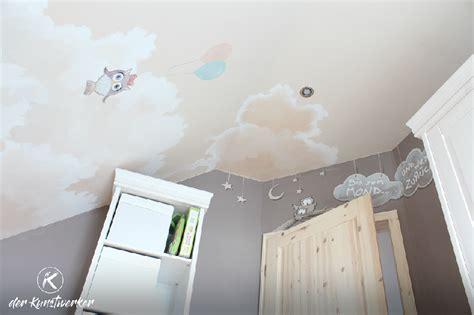 Kinderzimmer Wandgestaltung Himmel by Wohnideen Wandgestaltung Maler Noch Nicht Auf Der Welt
