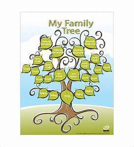 Kids Family Tree Template – 10+ Free Sample, Example ...
