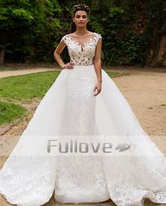 aliexpresscom buy noble detachable train lace wedding With robes de princesses
