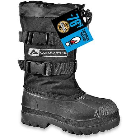 Permalink to Ozark Trail Winter Boots Review