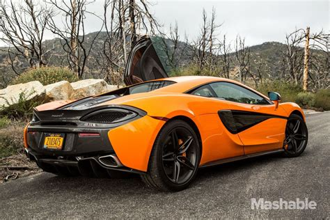 Review Mclaren 570s by Mclaren S 570s Will Make You Scream With Delight Review