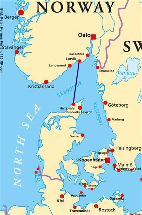 fähre hirtshals kristiansand wohnmobil norwegen langesund karte hanzeontwerpfabriek