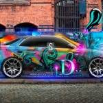 Honda Supra Gtr 150 4k Wallpapers by Toyota Gt86 Jdm Side Graffiti Car 2014 El Tony