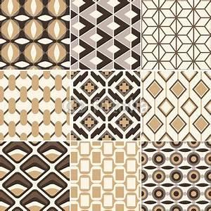 Papier Peint Motif Geometrique : les 25 meilleures id es concernant papier peint r tro sur ~ Dailycaller-alerts.com Idées de Décoration