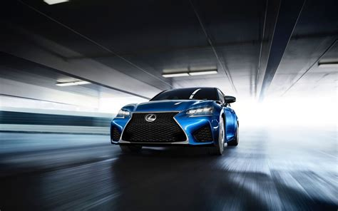 2016 Lexus Gs F4 Wallpaper