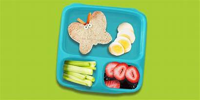 Lunch Healthy Kindergarten Packed Coming Parent Growth