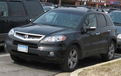 2007 acura rdx base 4dr suv 2 3l turbo awd auto