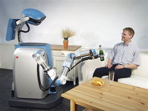 Why Doesn't Every Home Have A Domestic Robot Yet