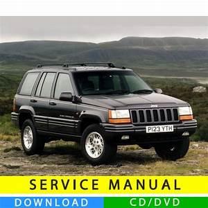 Jeep Grand Cherokee Service Manual  1993