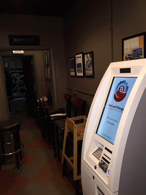 Buying and selling bitcoin via bitcoin atms is a new concept but has taken off quickly because it is one of the major bitcoin atm providers coinflip has fifteen bitcoin atms in the chicago area. Bitcoin ATM in Chicago - Atlas Brewing Company