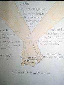 holding hands and my list poem by jaleksander97 on DeviantArt