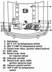 450sl Engine Vacuum Lines
