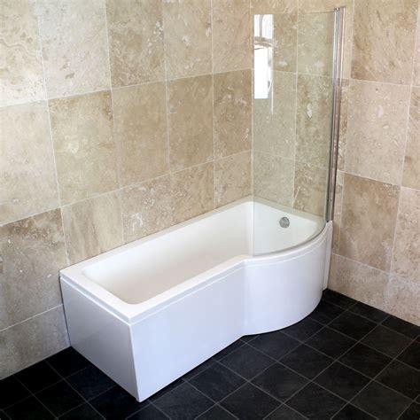 Bathroom 150016001700 Leftright Hand P Shaped Shower