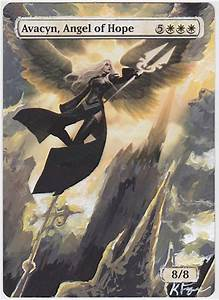 Avacyn, Angel of Hope - MtG Alter by closetvictorian on ...