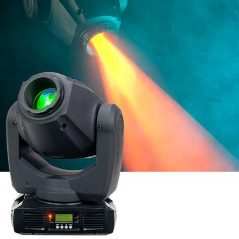 dj led moving head light adj american dj inno spot pro 80 watt moving head led