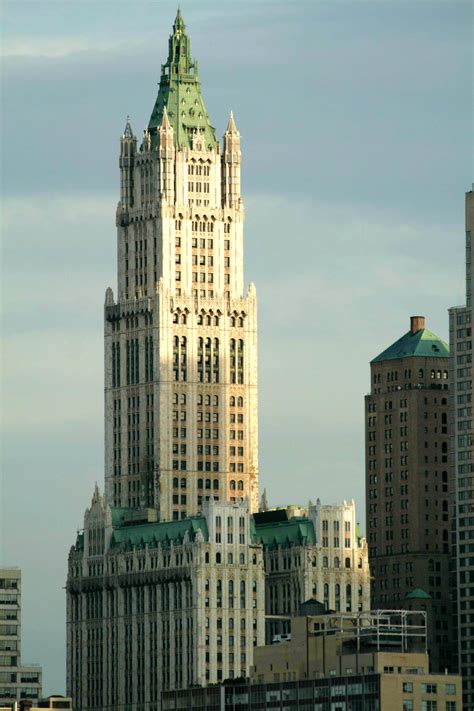 The Woolworth Building The Power Of Nickel And Dimes