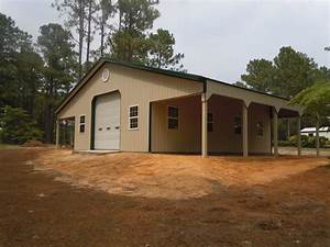 30x40 metal buildinghubs39 hideout home pinterest With 30x40 garage cost