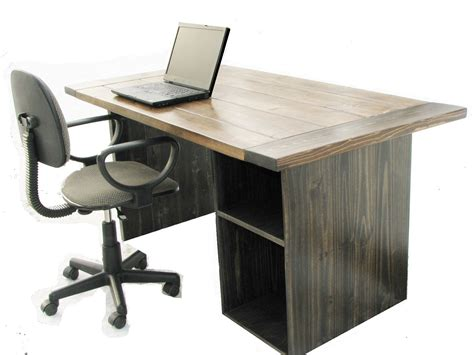 custom office desk furniture hand made farmhouse style office desk by custom made