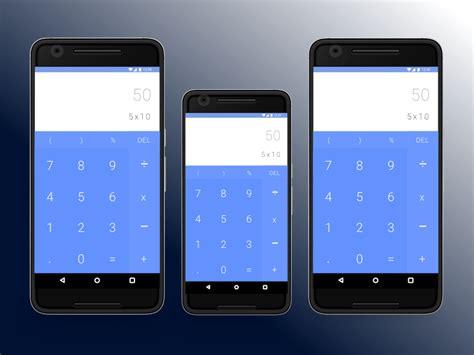 day simple calculator app days uiux design medium