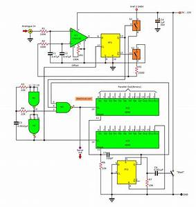 Analog To Digital Converter Circuit