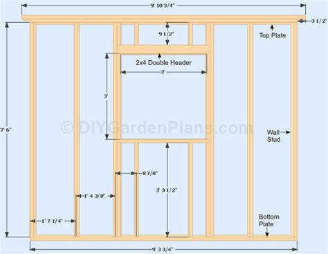 how to frame a wall framing a window in a shed google search modern shed tiny house pinterest window