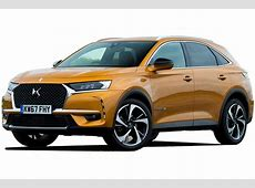 DS 7 Crossback SUV review Carbuyer