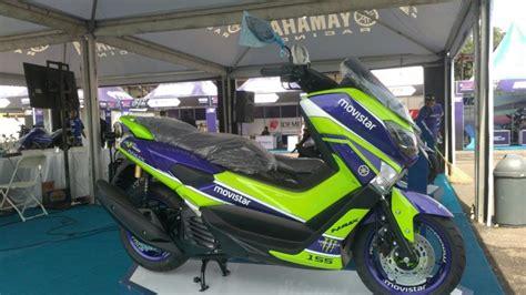 Nmax 2018 Inden by Naksir Yamaha Nmax Warna Hitam Doff Siap Siap Saja Inden