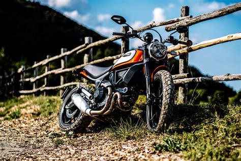 Ducati Scrambler Icon 4k Wallpapers by Llegan Las Motos De Trail 2019 Al Eicma Trail Riders