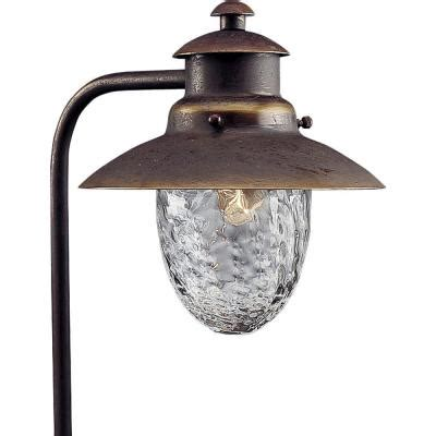progress lighting low voltage antique bronze landscape