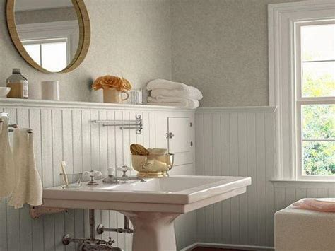 Simple Country Bathroom Designs